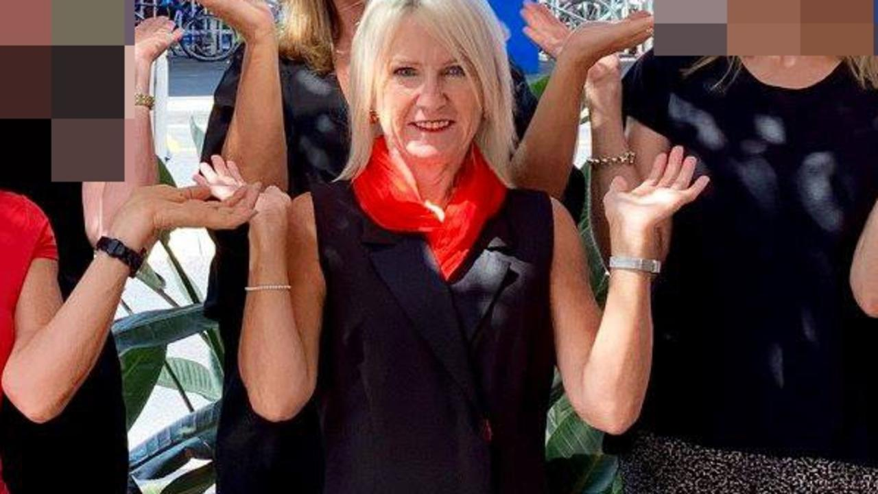 Debbie Mauger stole more than three-quarters of a million dollars from her employers, a real estate agency, while employed as an office manager – nearly sending the small business broke. Picture: Supplied