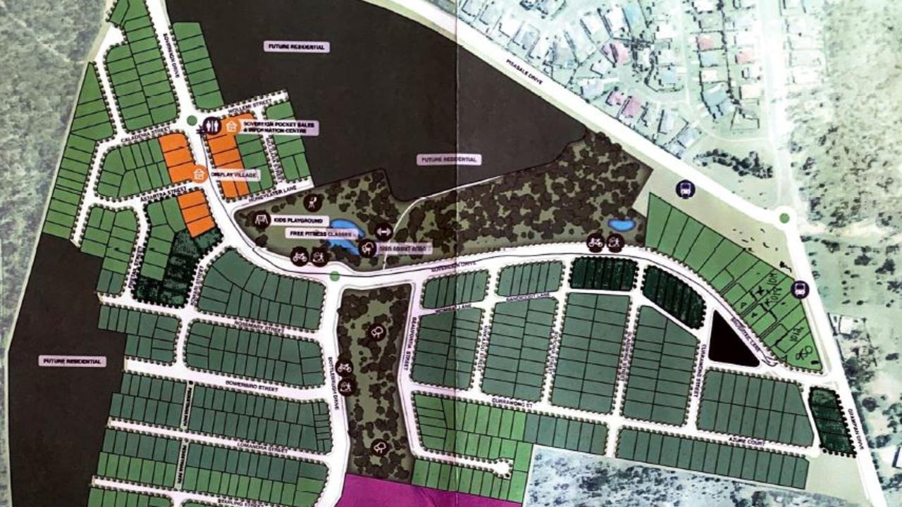 The last remaining lots at Sovereign Pocket estate in Deebing Heights have sold.