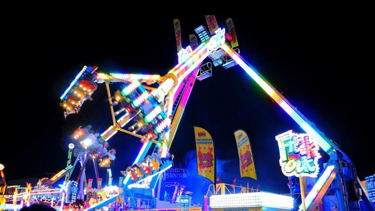 The rides for the Pioneer Valley Show are locked and loaded with a new ride coming to town.