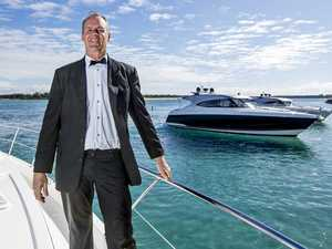 Luxury boat builder's fight back from brink of collapse