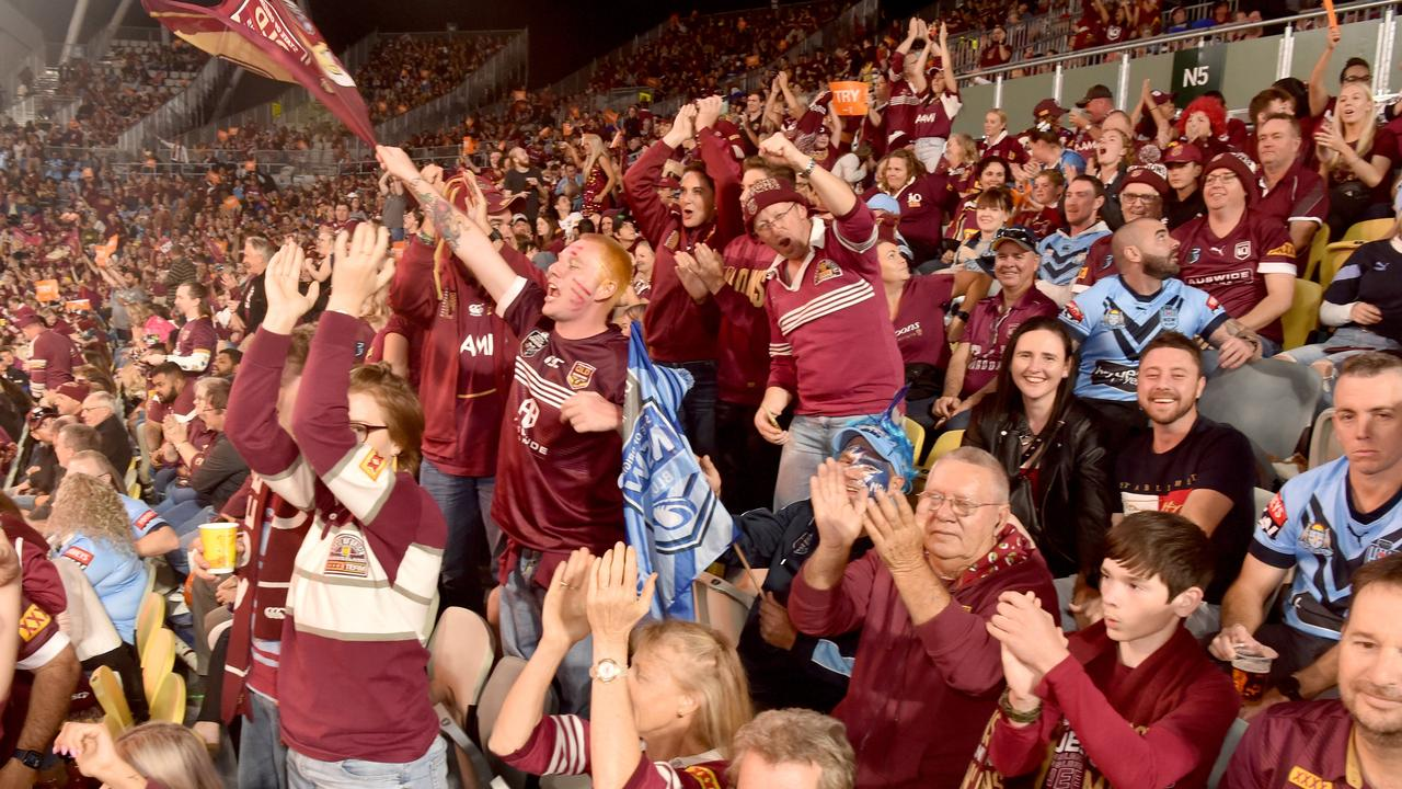 Forget the interstate capitals, Townsville put on a wonderful show. Newcastle next year, anyone? Buzz's highlights and lowlights from Origin I: Phil Rothfield.