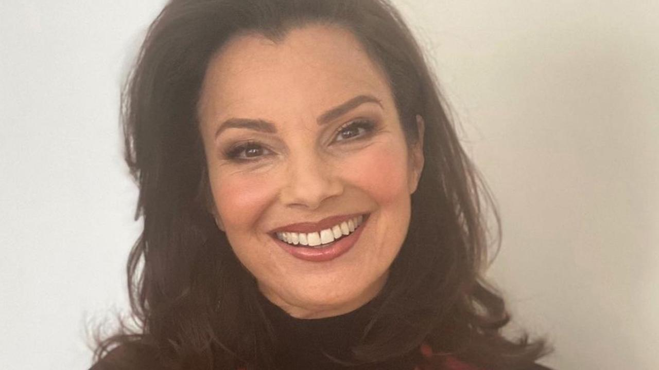 Fran Drescher delighted fans of The Nanny by wearing an iconic outfit from the sitcom 28 years after she first put it on.