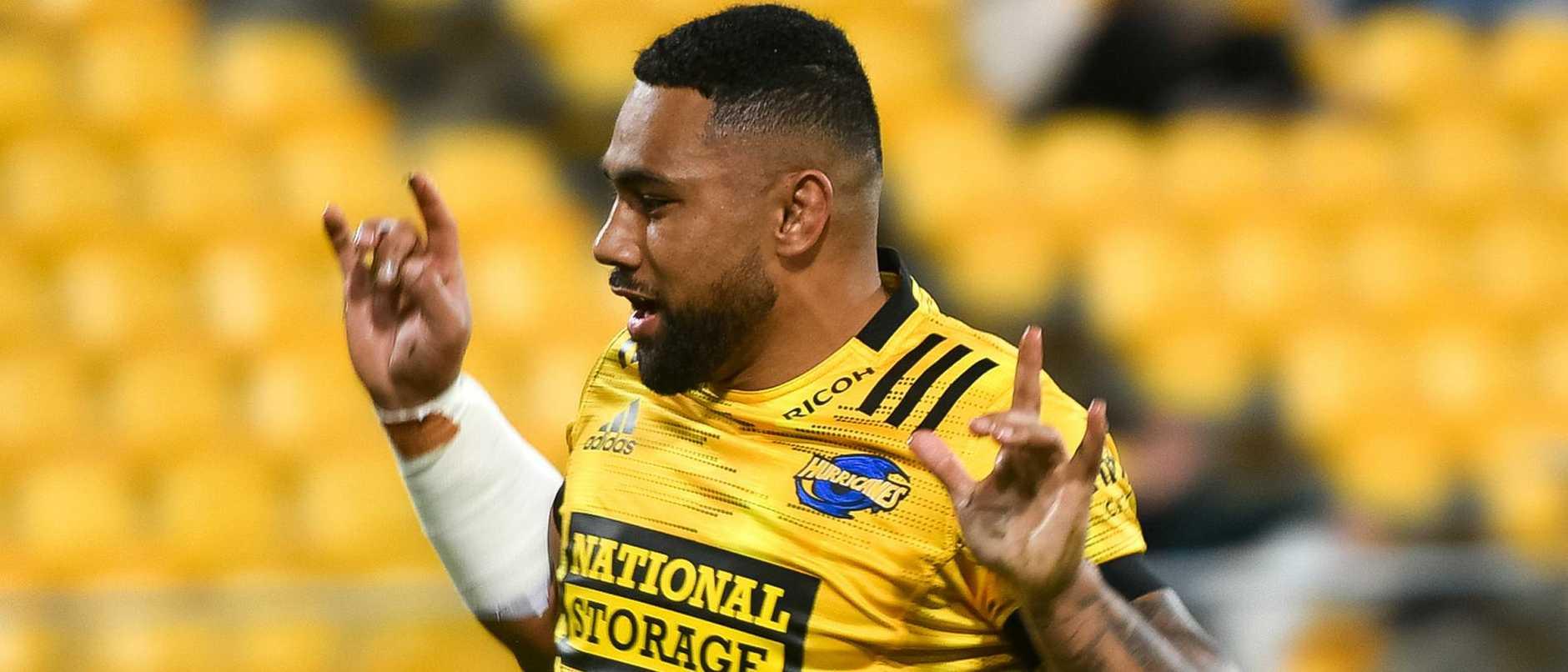 Super Rugby Trans-Tasman Rd 5 - Hurricanes v Reds