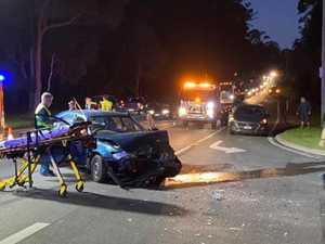 Teen among passengers in two-vehicle Doonan smash