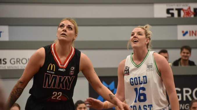 Olympian growing Mackay basketball in leadership role