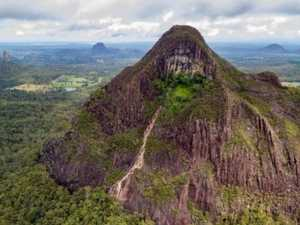 Climber in hospital after medical episode on Mt Beerwah