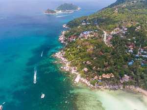 Millionaire couple dead on Death Island