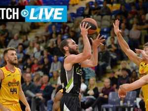 LIVE: QSL Basketball - Logan Thunder vs Brisbane Capitals (Men's & Women's)