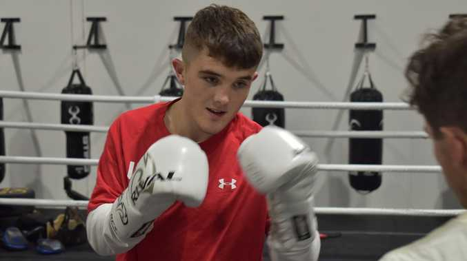 Coast boxer set to shine in professional debut