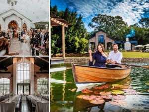 Is this Australia's most luxurious wedding venue?