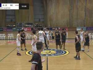 REPLAY: QSL Basketball: Logan Thunder v Brisbane Capitals (Men's)