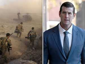 Roberts-Smith's tears for boy he shot dead