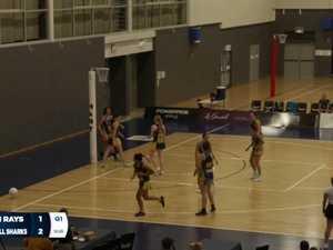 REPLAY: Queensland Netball Sapphire Series - Mendi Rays v Bond Bull Sharks