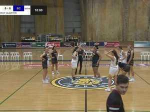 REPLAY: QSL Basketball: Logan Thunder v Brisbane Capitals (Women's)