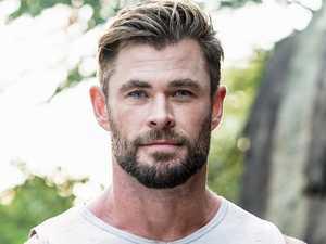 Chris Hemsworth honoured by the Queen