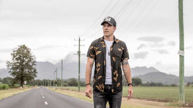 Australian country singer brings his tour to CQ