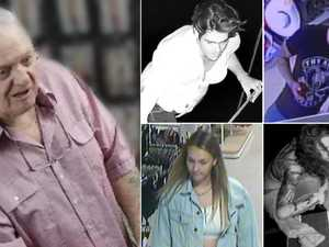 WANTED: 13 people Coast police want to speak with