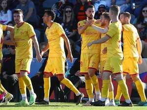 Adelaide United send Roar packing