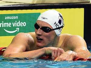 Horton keeps Olympic dream alive … just