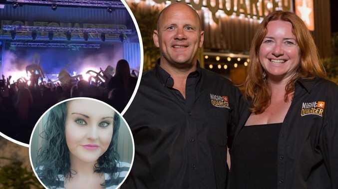'Everyone was possessed': NightQuarter slammed for concert