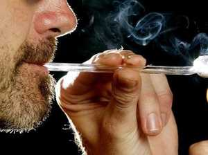 Addict's two drug drives, six possess drugs in six months