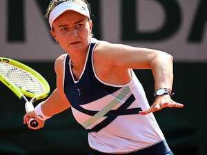 Krejcikova wins first Grand Slam title