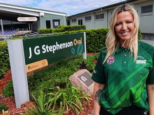 Fitness fanatic keen to strengthen Ipswich's footy profile