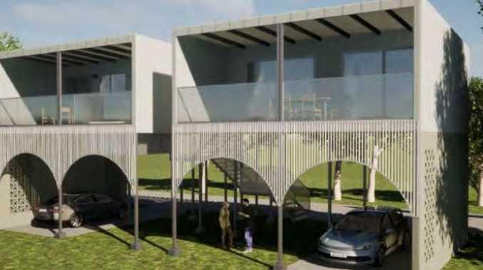 Gold Coast developer launches Sunny Coast cabin bid