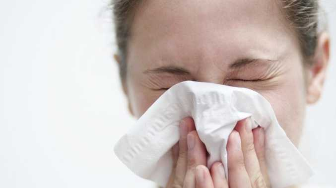 Queensland flu cases dwarfed by Covid numbers