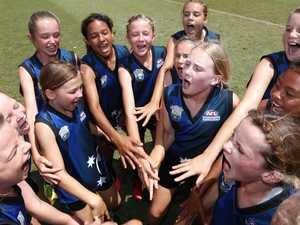 Coast primary schools chase glory in AFLQ cup