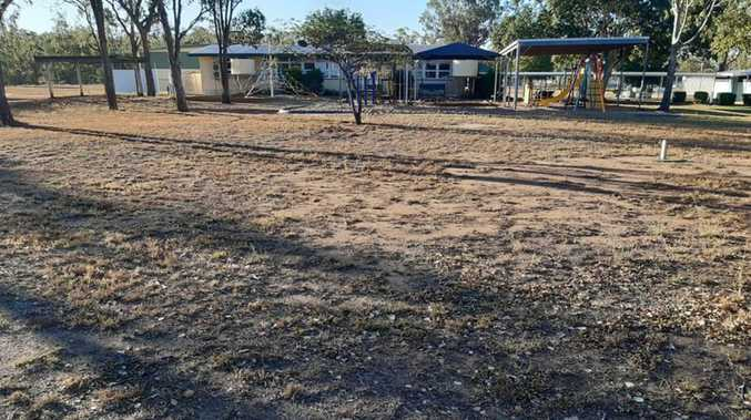 'Staring down barrel': Another Qld school about to run dry