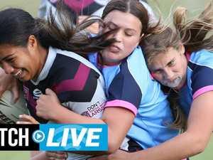 LIVE: Titans Schools League - Girls Division 1 (June 16, 2021)