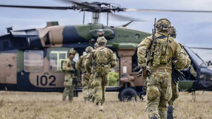 Talisman Sabre: 700 foreign soldiers to quarantine in Qld