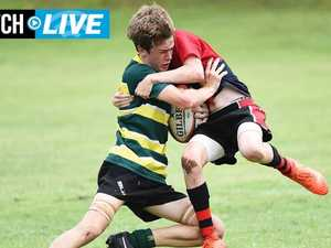 LIVE: Aaron Payne Cup/Cowboys Challenge - Shalom College vs St Brendan's