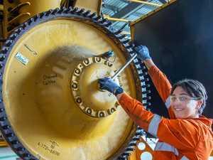 Academy records 83% female new mining graduates