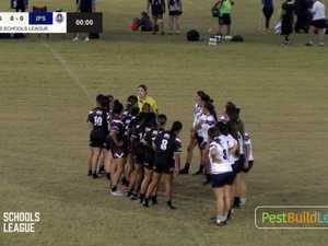 REPLAY: Titans School League - Marsden vs Ipswich (Yr 11/12 Girls Semi-Final)