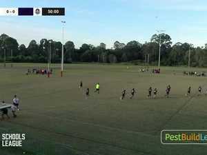 REPLAY: Titans Schools League - Keebra Park vs Ipswich (Yr 9/10  Girls Semi-Final)
