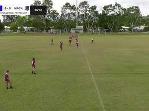 REPLAY: Aaron Payne Cup - Ignatius Park vs Mackay SHS