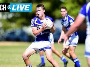 LIVE: Aaron Payne Cup/Cowboys Challenge - Ignatius Park vs Mackay SHS