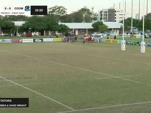 REPLAY: Langer Trophy Round 3 - Palm Beach Currumbin vs Coombabah