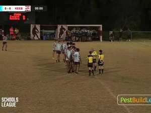 REPLAY: Titans Schools League - Keebra Park Yellow vs Forest Lake (Yr 11/12 Boys Div 2 Semi-final)