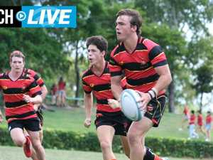 LIVE: Aaron Payne Cup/Cowboys Challenge - Cathedral College vs Rockhampton Grammar
