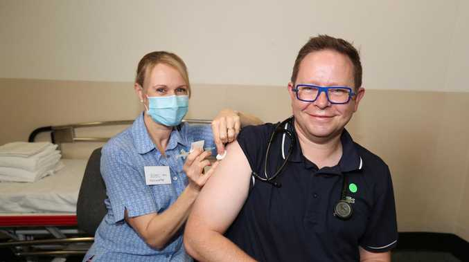 'Fit, healthy' QLD woman gets rare disease after jab