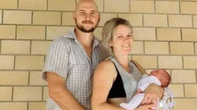 Dad's heartbreak after losing wife to postnatal depression