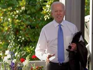 'What the hell?': Biden's temper erupts