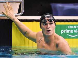 Cody's blitz keeps Olympic dream alive