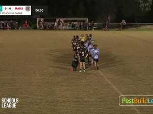 Replay: Titans Schools League - Yr 11/12 Boys Div 1 Semi-Final - Marymount v Marsden