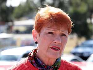 Hanson accused of fighting for tax cut for herself