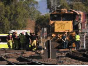 One dead, one critical in devastating train disaster