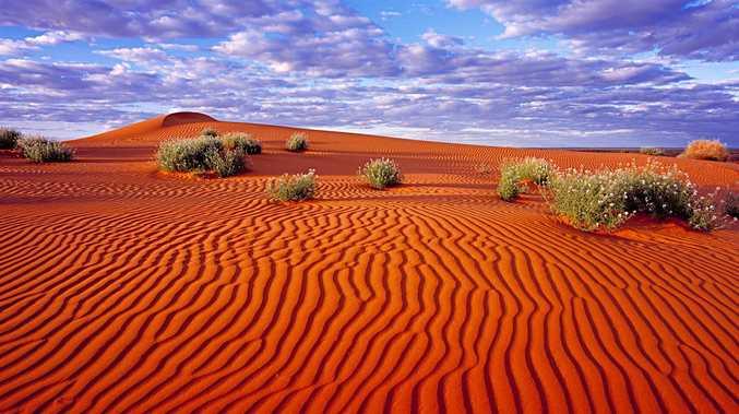 Meth addict's Simpson Desert mission to kick habit